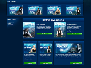 Betfred Live Casino Welcome Bonus Codes Play Blackjack Online