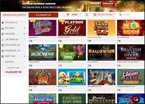 All Jackpots Casino Review Welcome Bonus Codes Play Blackjack Online For Real Money